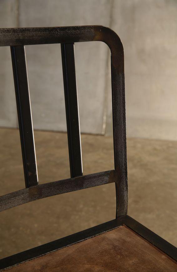Heerenhuis Manufactuur Tables Metal Chair